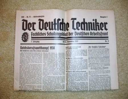 term papers on germany during wwii
