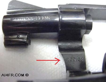 Smith and wesson manufacture dates by