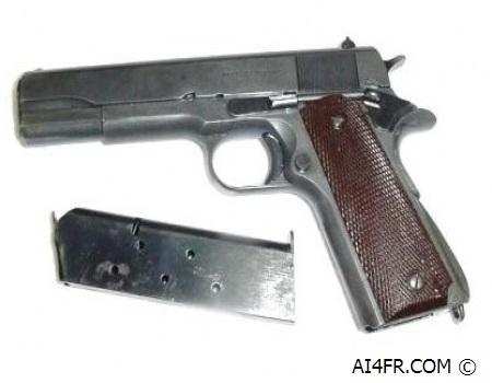 Ithaca M1911A1