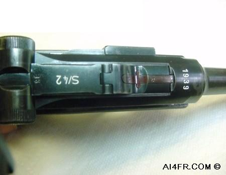 Luger S/42 1939