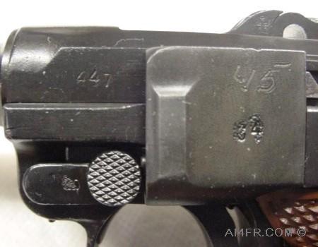 Luger DWM 1918