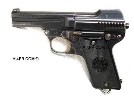 Steyr 1908 pistol 1908/34
