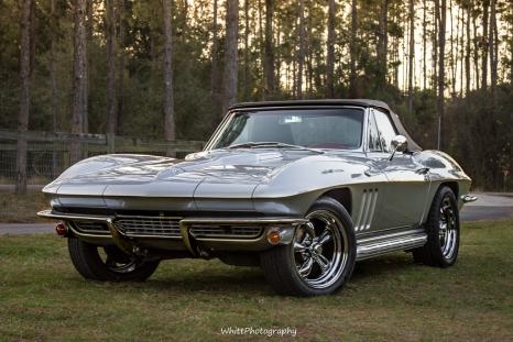 C2 1965 Corvette